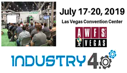 Industry 4.0 showcased at AWFS 2019