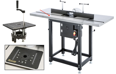 Grizzly Router Tables