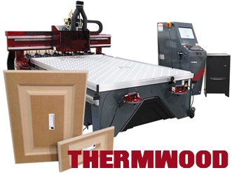 Thermwood has posted a video on the Cut Ready 43 making a door and drawer front