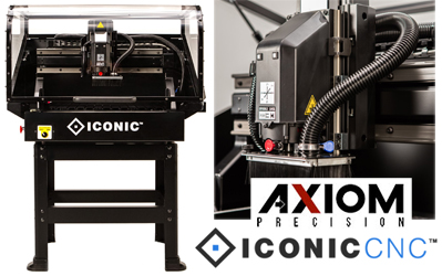 Axiom Tool Group Purchases Iconic CNC
