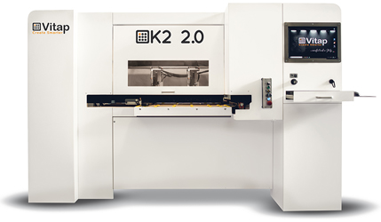 VITAP INTRODUCES THE REFINED POINT K2 CNC WORK CENTER