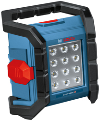 Bosch's  GLI18V-1200CN 18V Connected LED Floodlight