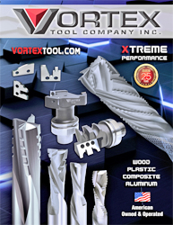 Vortex Tool Company has a new catalog