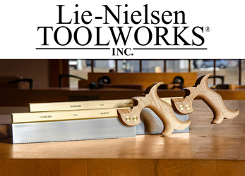Lie Nielsen are upgrading their saw handles