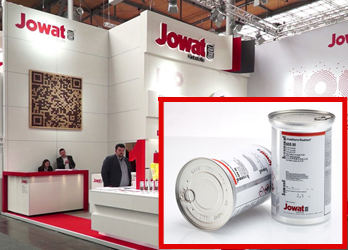 New Jowat adhesives shown at Ligna and Interzum
