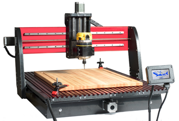 Next Wave Automation Introduces the CNC Shark HD5