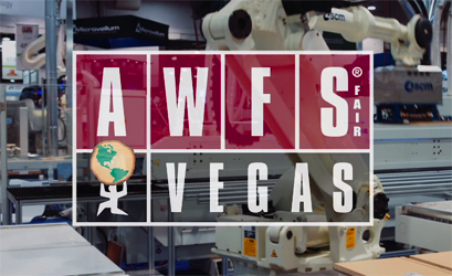 AWFS will take place from July 17th through the 20th at the Las Vegas Convention Center in Nevada.