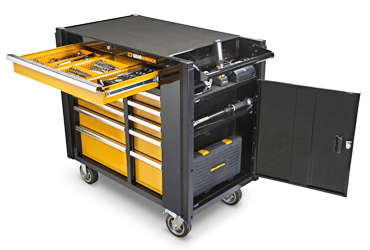 Gearwrench has unveiled a new Mobile Work Station