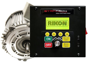 "Rikon Power Tools is introducing a new variable speed control and motor upgrade for some of its 14"" band saws"